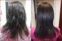 применение репейного масла для волос