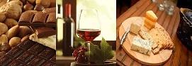 продукты, вино, сыр, шоколад