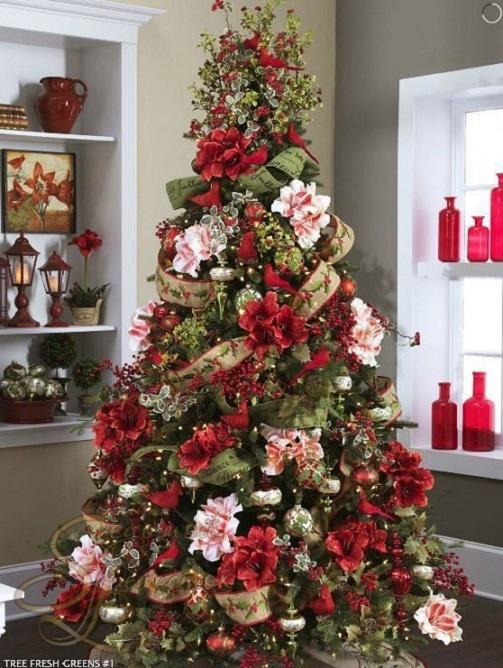 Новогодняя елка 2018