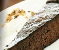 Шоколадный пирог по рецепту Wellness от Орифлейм