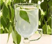 Березовый сок: полезные свойства.