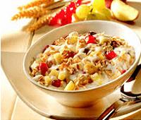 Домашние мюсли для полезного завтрака