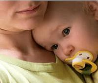 Как отучить ребенка от сосания пустышки?