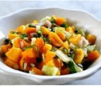 2 пошаговых рецепта приготовления сальса из манго