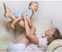 как после родов привести себя в форму