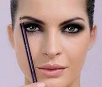 Красивые брови: правила коррекции и оформления карандашом