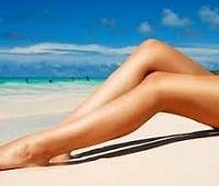 Как сделать колени красивыми или как убрать жир с коленей
