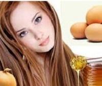 Домашние яичные маски для всех типов волос