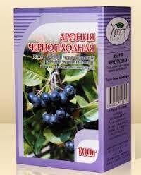 черноплодная рябина 2