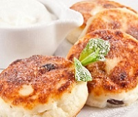 Сытные, полезные, вкусные, классические сырники из творога