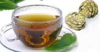 чай из артишоков