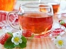 чай из листьев земляник2