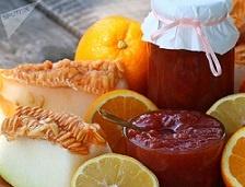 варенье из дыни и лимона