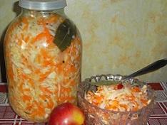 Рецепты приготовления квашеной капусты в банке: классический и в рассоле