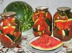 Что можно приготовить вкусненького из арбуза на зиму