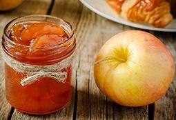 варенье из имбиря и яблок