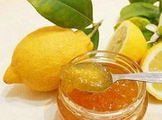 варенье из лимона и имбиря