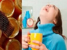 лечение горла прополисом
