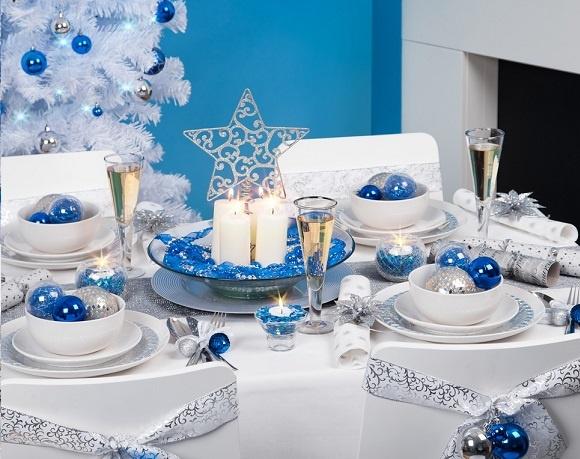 новогодний стол2