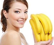 бананы для женщин