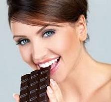 горький шоколад для женщин