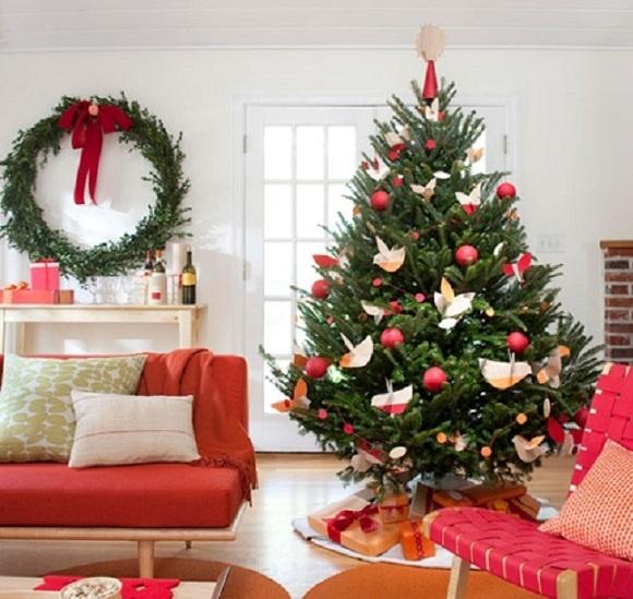 новогодняя елка1