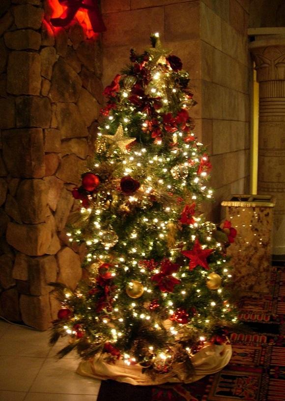 новогодняя елка3