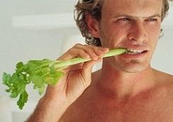 сельдерей для мужчин