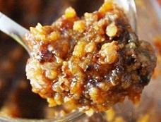 смесь курага изюм орехи чернослив мед