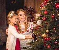 Как украсить елку на Новый год 2018. Фото и советы дизайнеров.
