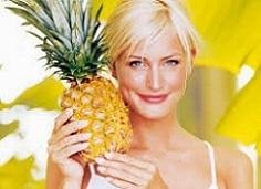 ананас для женщин