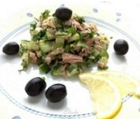 7 самых простых и вкусных диетических салатов на каждый день