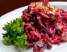 5 невероятно вкусных рецептов салатов с грецким орехом