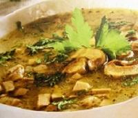Пошаговые рецепты приготовления вкусных супчиков из шампиньонов с картофелем