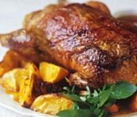 3 рецепта приготовления утки с мандаринами в духовке