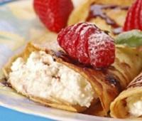 Очень вкусные начинка для блинов: из творога, фарша, курицы, грибов, печени, яиц, сыра, яблок