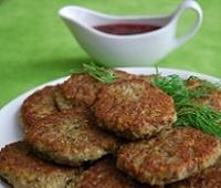 Готовим диетические и вегетарианские котлеты из чечевицы