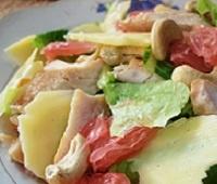 Оригинальные и необычные рецепты салатов с помело