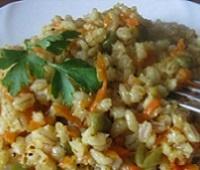Пошаговые рецепты приготовления перловки с овощами, перловки с овощами и грибами