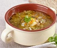 Пошаговый рецепт приготовления классического рассольника с перловкой и солеными огурцами