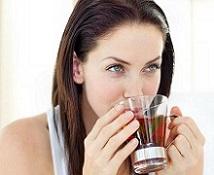 Чай каркаде: состав, польза и вред. Чай каркаде для похудения.
