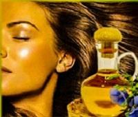 Льняное масло для волос: польза, применение, как наносить