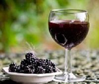 Рецепты домашнего вина и ликера из ежевики