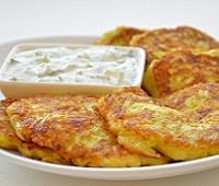 Оладьи из кабачков - 8 самых вкусных рецептов