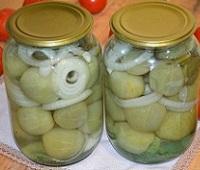 Зеленые помидоры на зиму - простые и вкусные рецепты приготовления