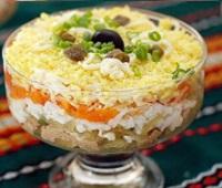 Салаты из печени трески - 12 самых вкусных рецептов