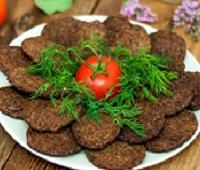Печеночные оладьи из говяжьей печени - 9 самых вкусных рецептов