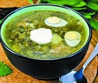 Суп из щавеля с яйцом - 7 самых вкусных рецептов