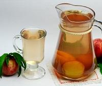 Компот из нектаринов на зиму - 7 самых простых и вкусных рецептов