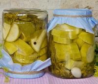 Маринованные кабачки на зиму - 9 самых вкусных рецептов